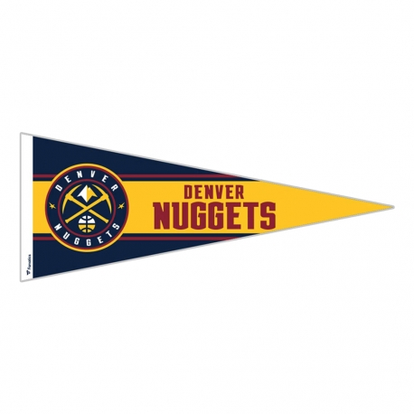 BANDERIN DENVER NUGGETS