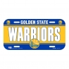 PLACA GOLDEN STATE WARRIORS