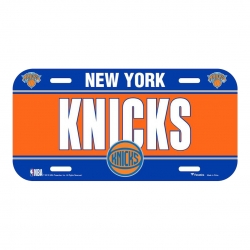 PLACA NEW YORK KNICKS