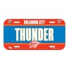 PLACA OKLAHOMA CITY THUNDER