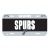 PLACA SAN ANTONIO SPURS
