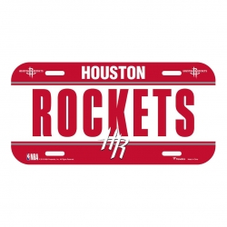 PLACA HOUSTON ROCKETS