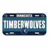 PLACA MINNESOTA TIMBERWOLVES