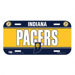 PLACA INDIANA PACERS