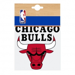STICKER CHICAGO BULLS
