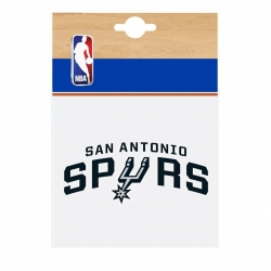 STICKER SAN ANTONIO SPURS