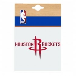 STICKER HOUSTON ROCKETS