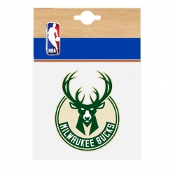 STICKER MILWAUKEE BUCKS