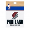 STICKER PORTLAND TRAIL BLAZERS