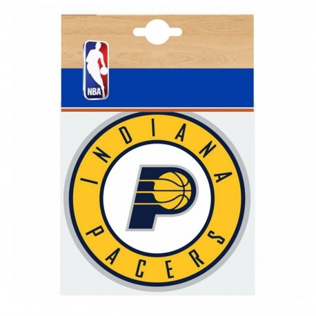 STICKER INDIANA PACERS