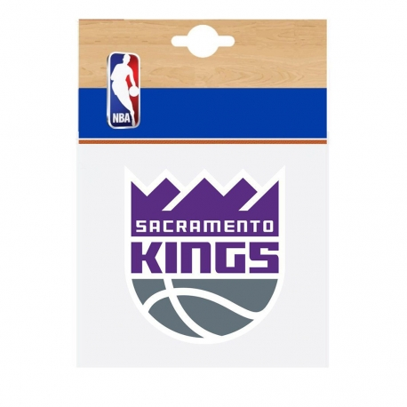 STICKER SACRAMENTO KINGS