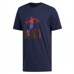 "CAMISETA DONOVAN MITCHELL ""SPIDERMAN"""