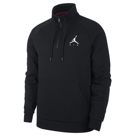 SUDADERA JORDAN JUMPMAN FLEECE 1/2 ZIP