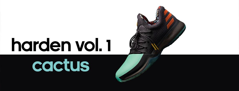 Adidas Harden Vol. 1 Cactus